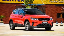 Geely SX11 BinYue Revealed to Media Ahead of Launch 22