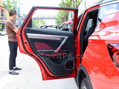 Geely SX11 BinYue Revealed to Media Ahead of Launch 53