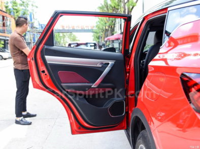 Geely SX11 BinYue Revealed to Media Ahead of Launch 52
