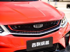 Geely SX11 BinYue Revealed to Media Ahead of Launch 17
