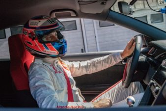 Honda Civic Type R Sets Hungaroring FWD Record 2