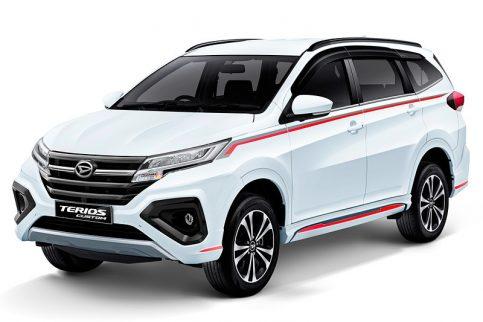 Daihatsu Terios Custom at GIIAS 2018 6