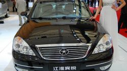 Geely SX11 Crossover Named as BinYue in China 9