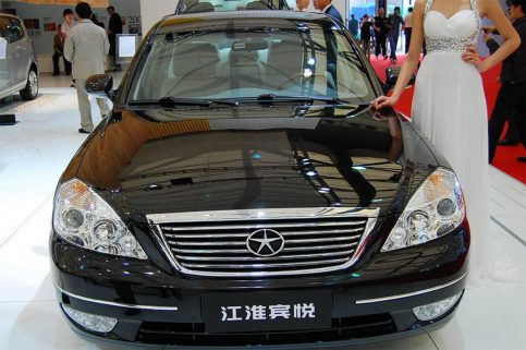 Geely SX11 Crossover Named as BinYue in China 5
