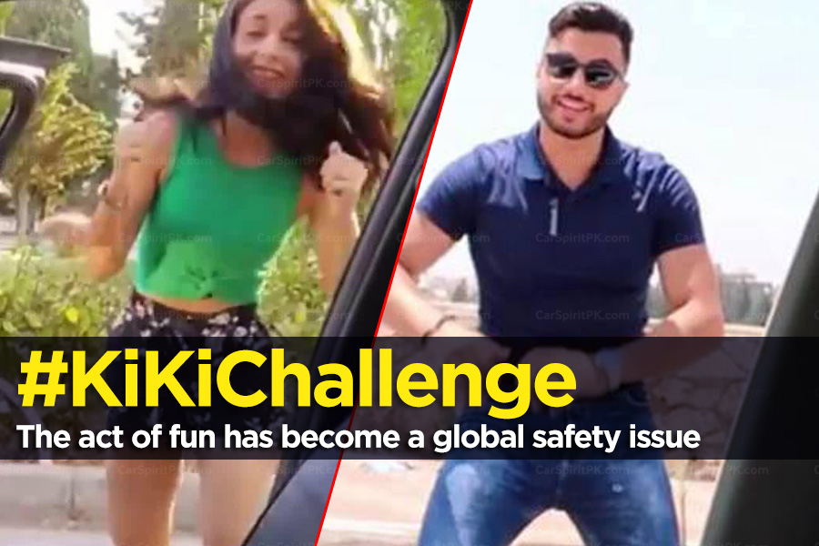 KiKi Challenge Becoming a Global Safety Issue 1