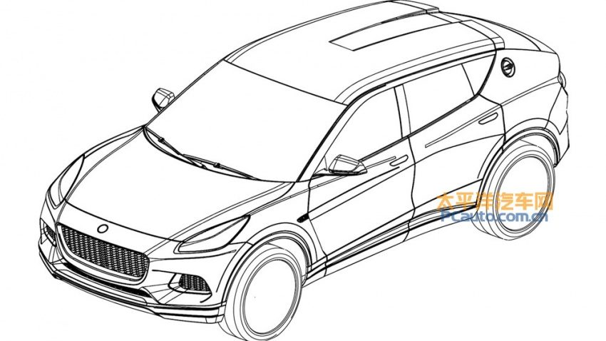 Geely to Challenge Porsche with Two Lotus SUVs 5