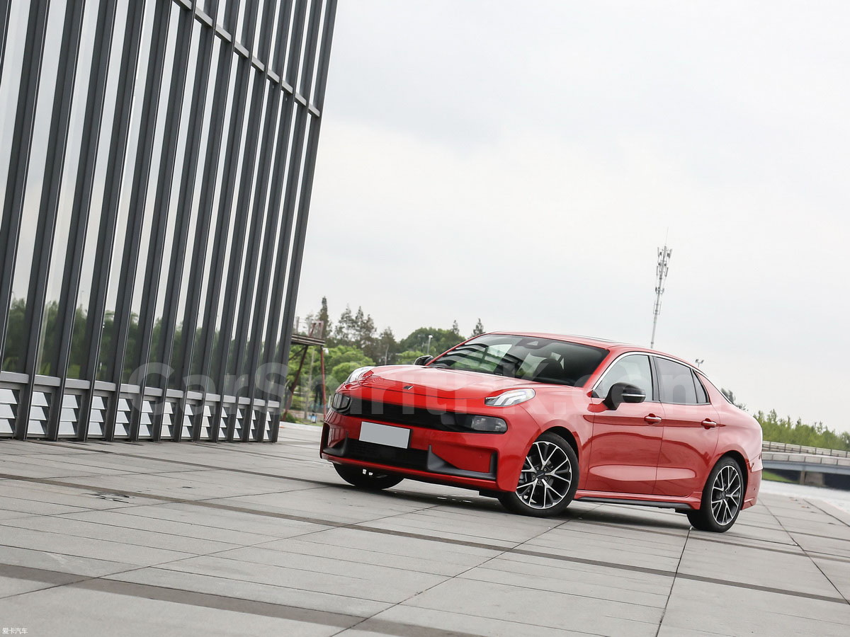 Lynk & Co All Set to Launch the 03 Sedan 5