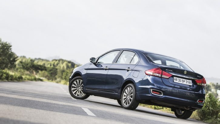 Why 2018 Suzuki Ciaz Facelift is Better than Before 7