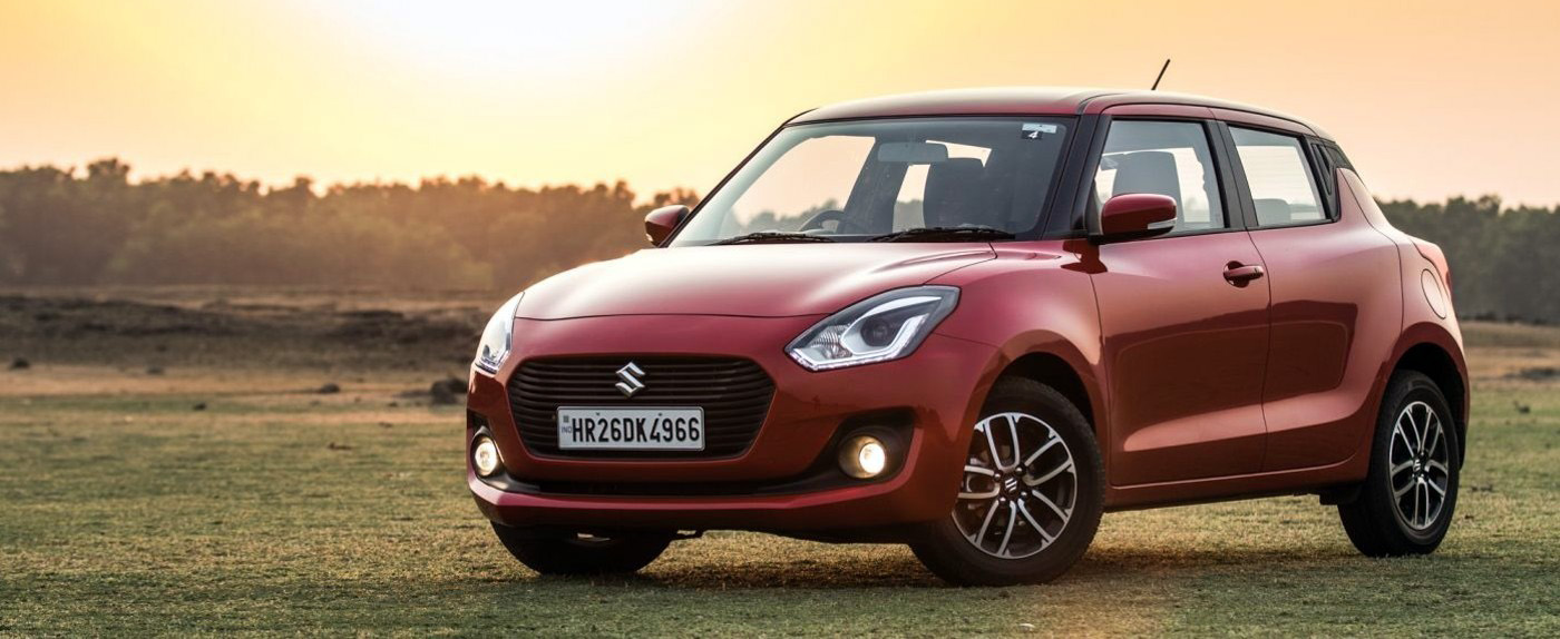 Suzuki Swift Upgraded in India Priced from INR 5.14 lac 5
