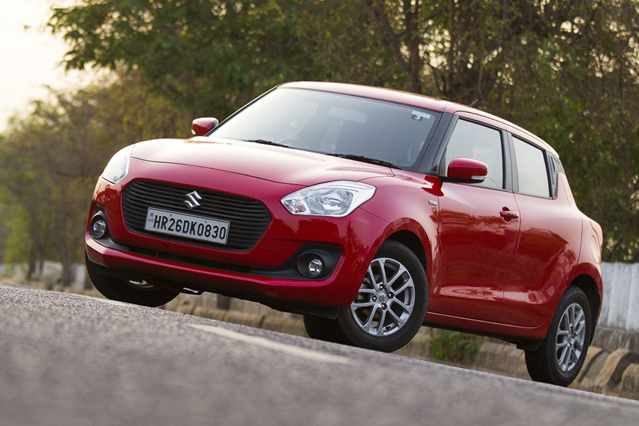 Suzuki Swift ZXi+ AGS Launched in India at INR 7.76 lac 4