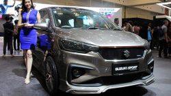Suzuki Ertiga Sport Concept at GIIAS 2018 5