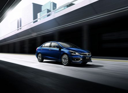 2018 Suzuki Ciaz Facelift Launched in India at INR 8.19 lac 10