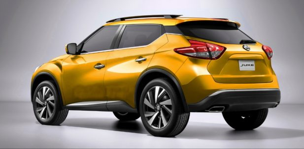 Next Gen Nissan Juke will Debut in 2019 2
