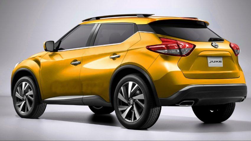 Next Gen Nissan Juke will Debut in 2019 5
