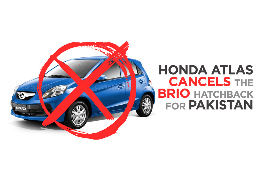Honda Atlas Cancels the Plans to Launch the Brio Hatchback in Pakistan 1