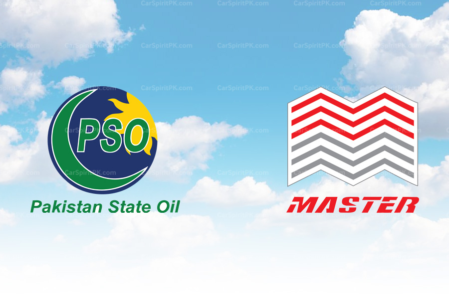 Master Motor Hands Over OGRA Compliant Trucks to PSO 17