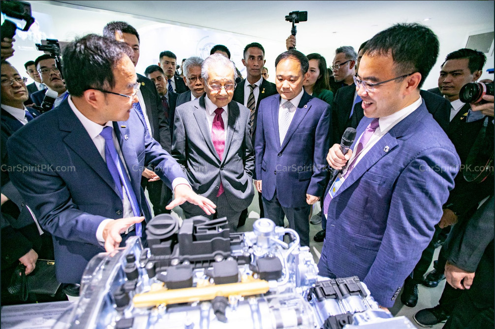 Proton Has Signed A Deal With Geely To Set Up A Manufacturing Plant In China 5