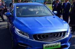 Geely BoRui May Possibly Become the Next Proton Sedan 6