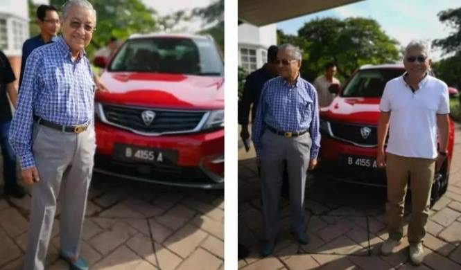 More Information on Geely-based Proton SUV 1