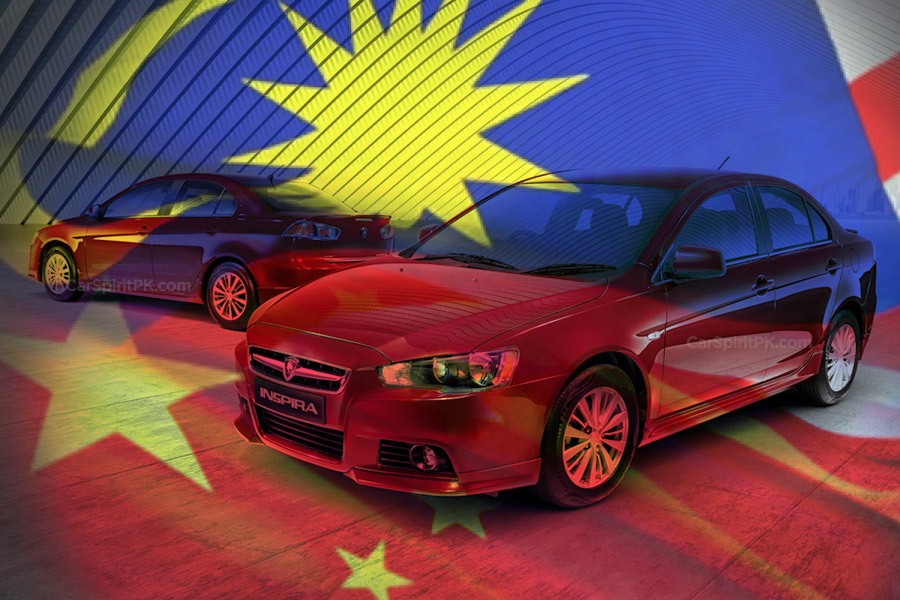 Proton Has Signed A Deal With Geely To Set Up A Manufacturing Plant In China 11