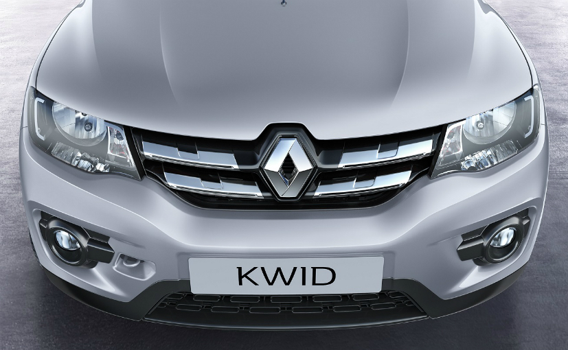 Renault Showcased the Kwid Outsider at 2018 Sao Paulo Motor Show 5
