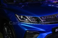 Geely SX11 BinYue Revealed to Media Ahead of Launch 8