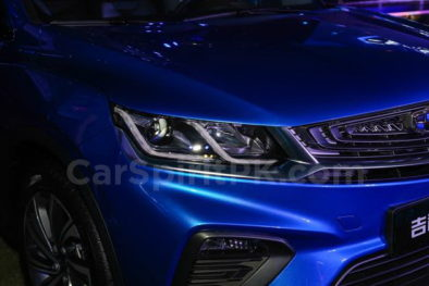 Geely SX11 BinYue Revealed to Media Ahead of Launch 7