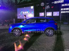 Geely SX11 BinYue Revealed to Media Ahead of Launch 4