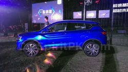 Geely SX11 BinYue Revealed to Media Ahead of Launch 6