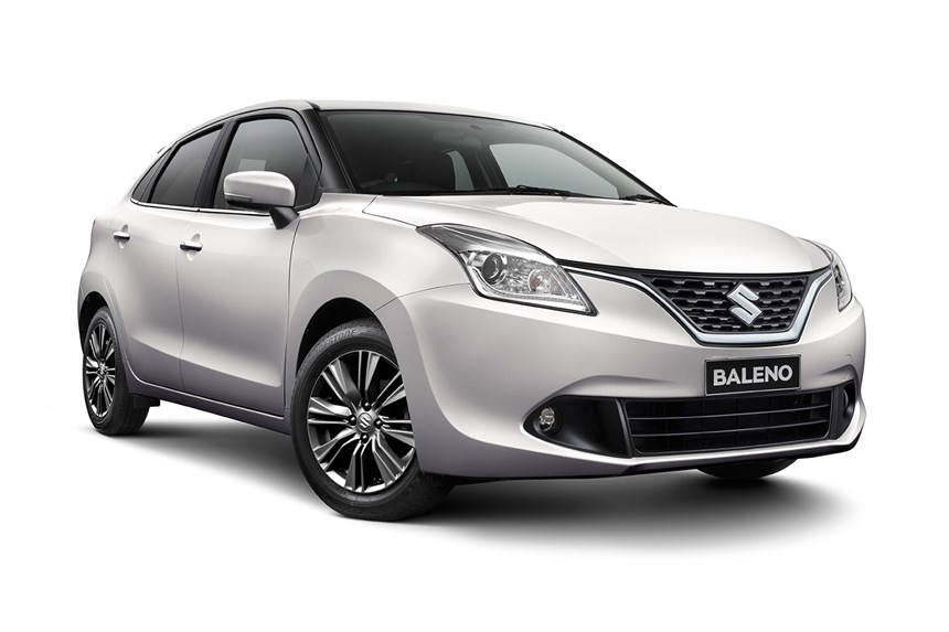 Toyota Baleno Will Be The First Vehicle Under Toyota-Suzuki Collaboration 8