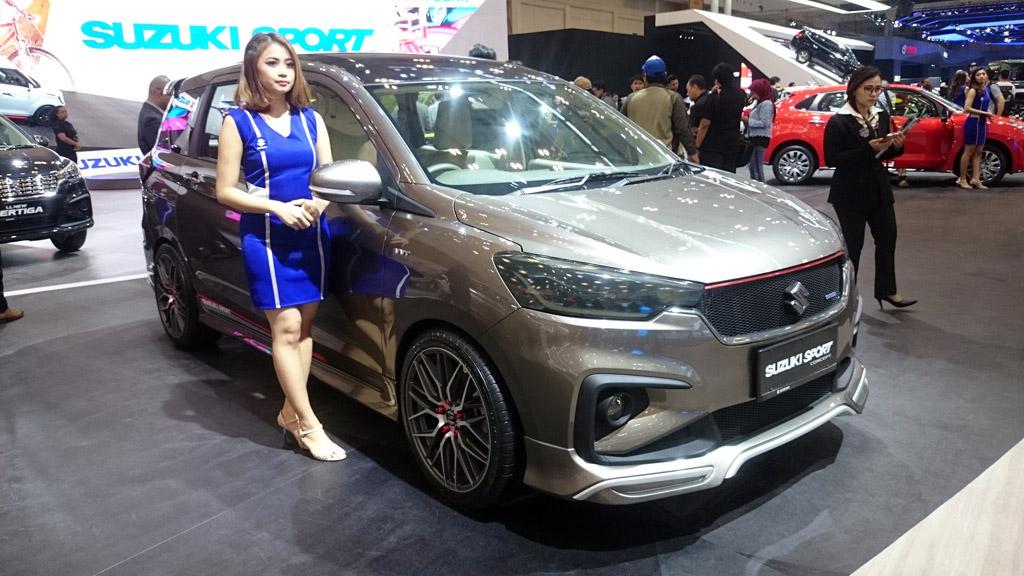 Suzuki Ertiga Sport Concept at GIIAS 2018 3