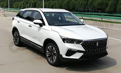 Most Expensive FAW T77 SUV to Launch in China by Q4, 2018 2