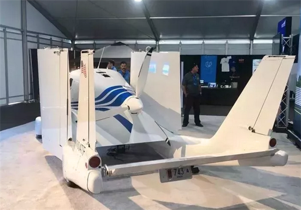 Geely-backed Terrafugia First Flying Car 'Transition' To Go On Sale In 2019 7