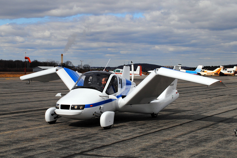 Geely-backed Terrafugia First Flying Car 'Transition' To Go On Sale In 2019 1