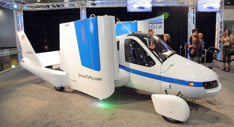 Geely-backed Terrafugia First Flying Car 'Transition' To Go On Sale In 2019 5