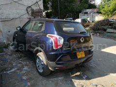 SsangYong Tivoli Spotted in Lahore 7