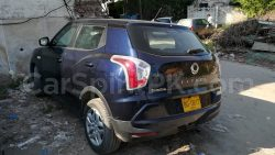 SsangYong Tivoli Spotted in Lahore 13