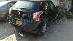 SsangYong Tivoli Spotted in Lahore 12