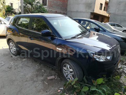 SsangYong Tivoli Spotted in Lahore 5