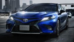 Toyota Launches the Camry Sports in Japan 8
