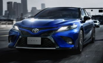 Toyota Launches the Camry Sports in Japan 6