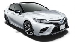 Toyota Launches the Camry Sports in Japan 15