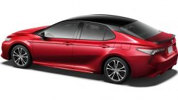 Toyota Launches the Camry Sports in Japan 13
