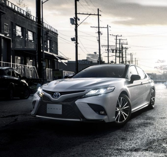 Toyota Launches the Camry Sports in Japan 2