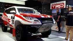 310hp/ 750Nm Rally-Spec Toyota Fortuner Showcased at GIIAS 2018 7