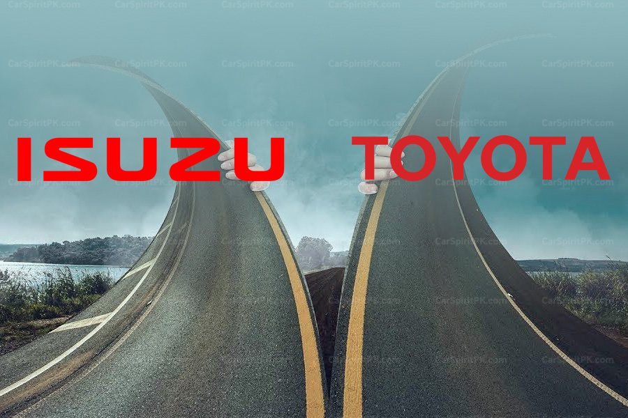 Toyota and Isuzu to End their Capital Tie-up 11