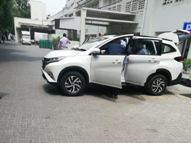 Toyota Rush Reaches Pakistan 4