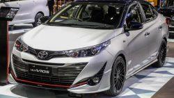 Toyota Vios TRD at GIIAS 2018 9