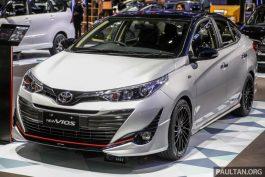 Toyota Vios TRD at GIIAS 2018 6