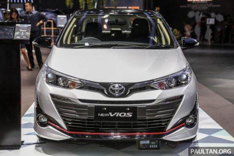 Toyota Vios TRD at GIIAS 2018 5